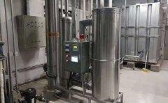 北京某美术学院采购我公司20吨每小时解析除氧器